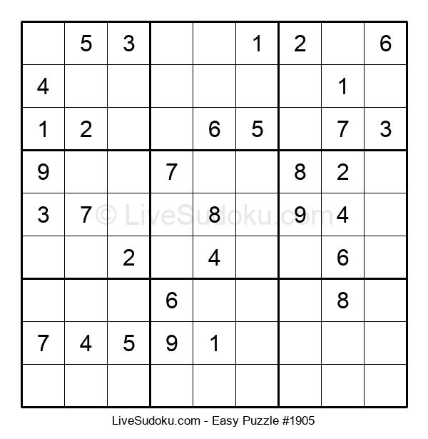 Beginners Puzzle #1905