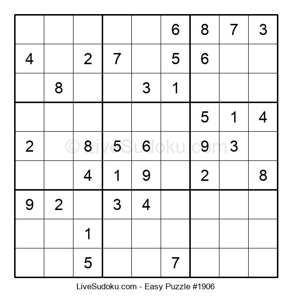 Beginners Puzzle #1906