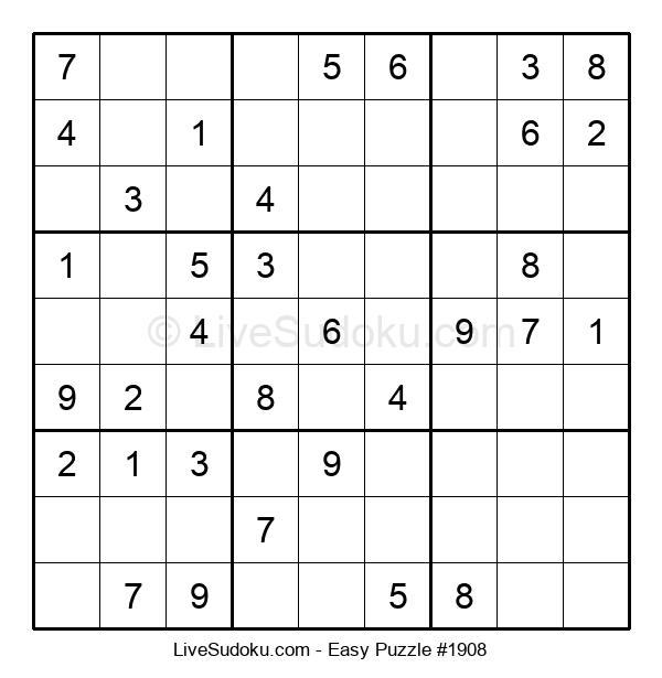 Beginners Puzzle #1908
