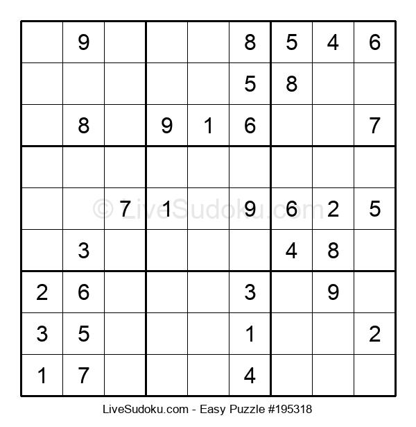 Beginners Puzzle #195318