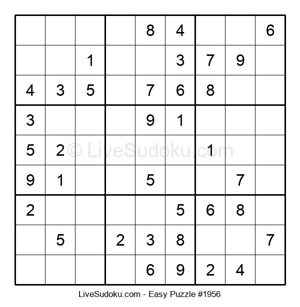 Beginners Puzzle #1956