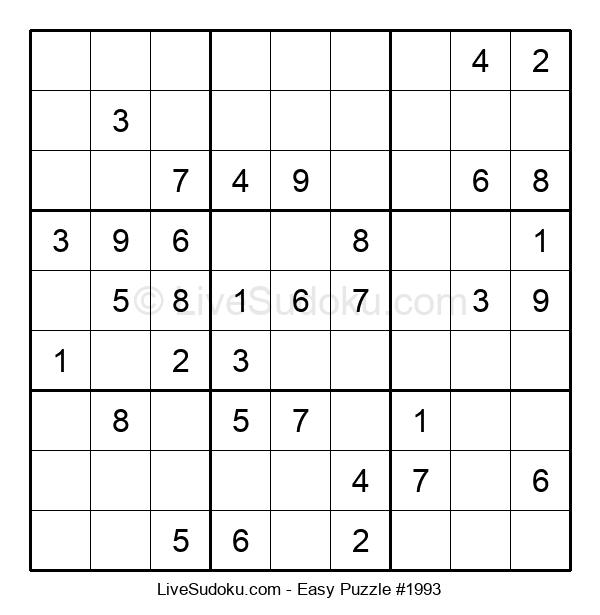 Beginners Puzzle #1993