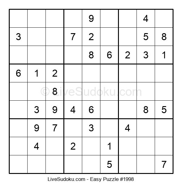 Beginners Puzzle #1998