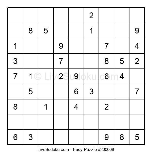 Beginners Puzzle #200008