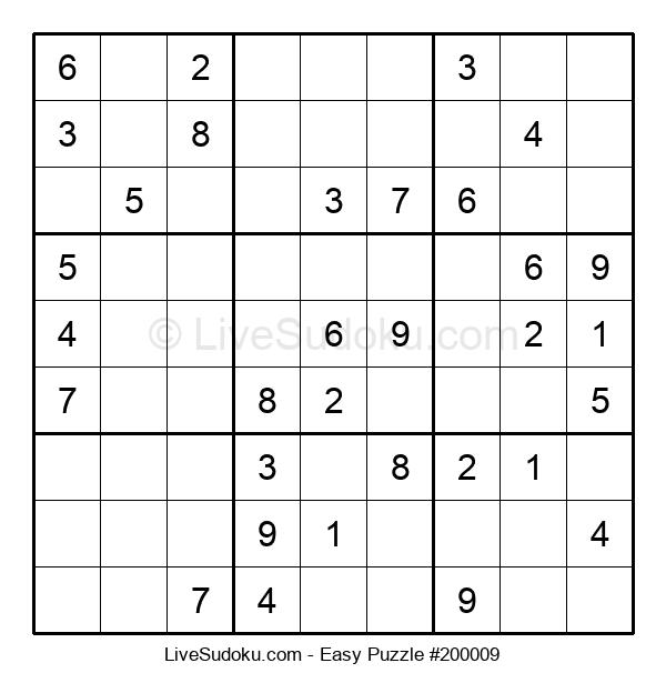 Beginners Puzzle #200009