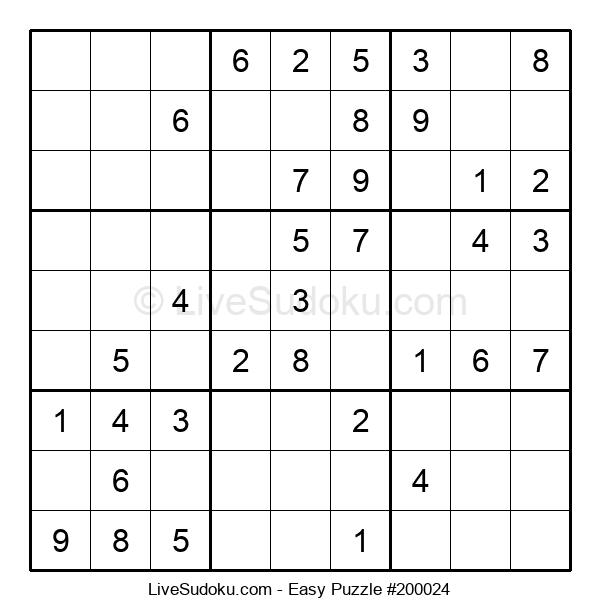 Beginners Puzzle #200024