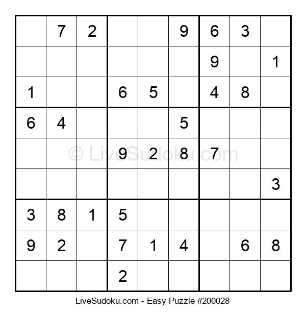 Beginners Puzzle #200028