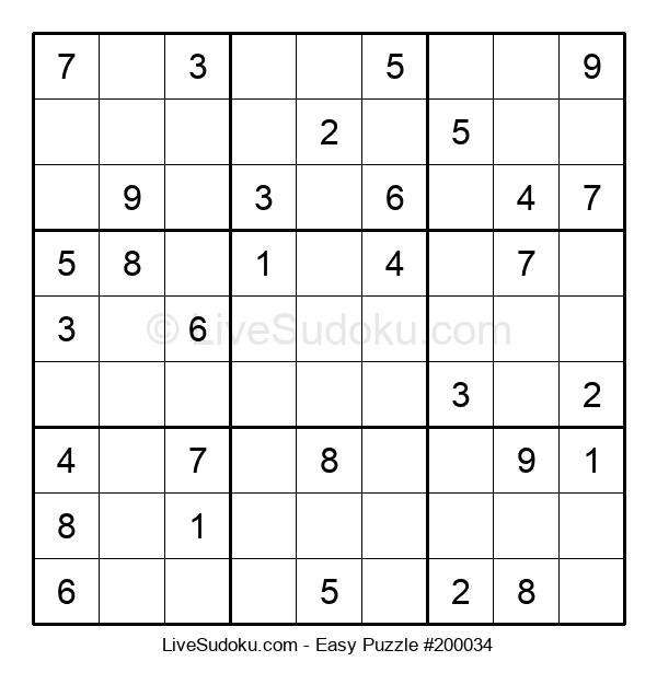 Beginners Puzzle #200034
