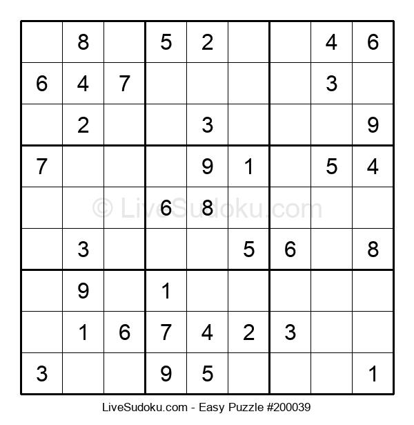 Beginners Puzzle #200039