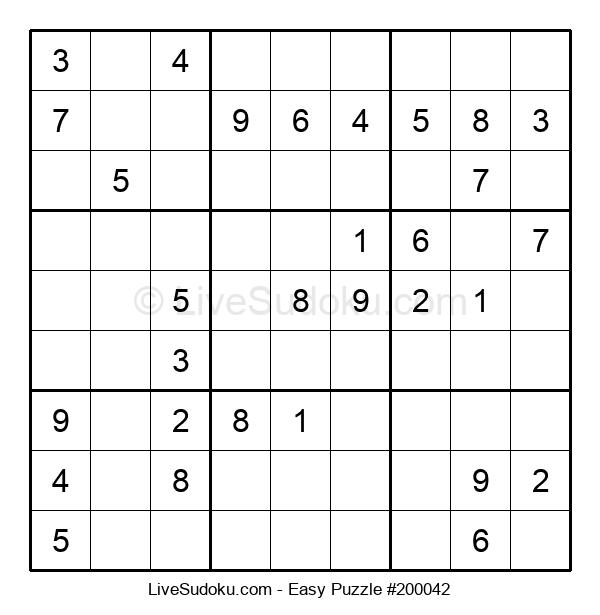 Beginners Puzzle #200042