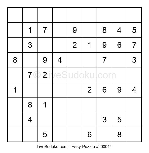 Beginners Puzzle #200044