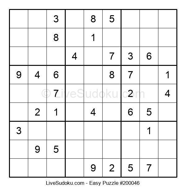 Beginners Puzzle #200046