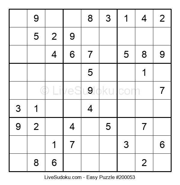 Beginners Puzzle #200053