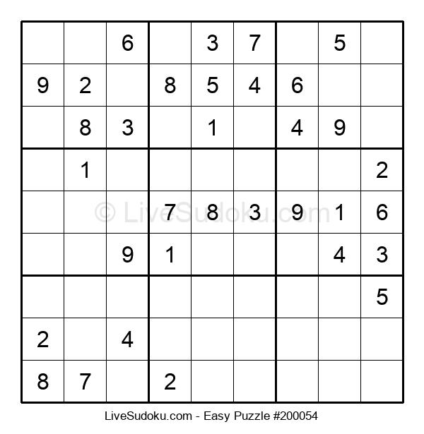Beginners Puzzle #200054
