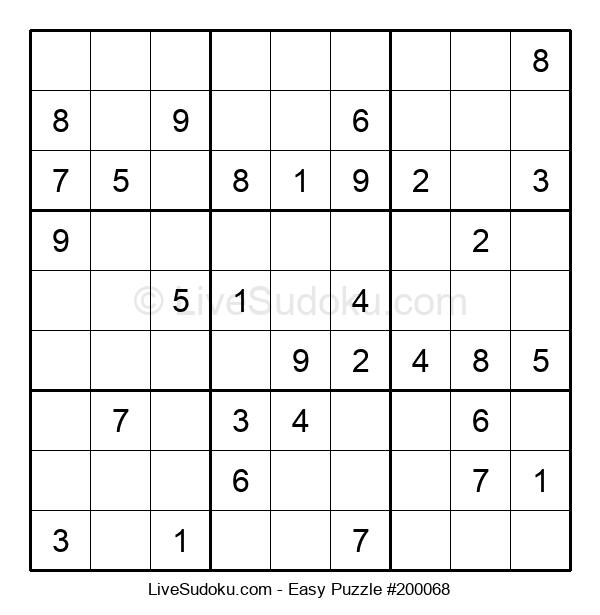 Beginners Puzzle #200068
