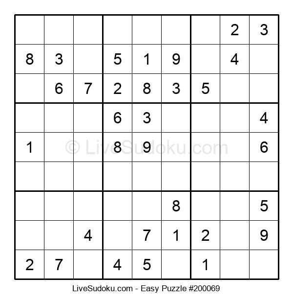 Beginners Puzzle #200069