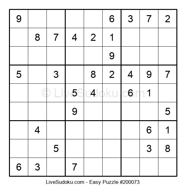 Beginners Puzzle #200073