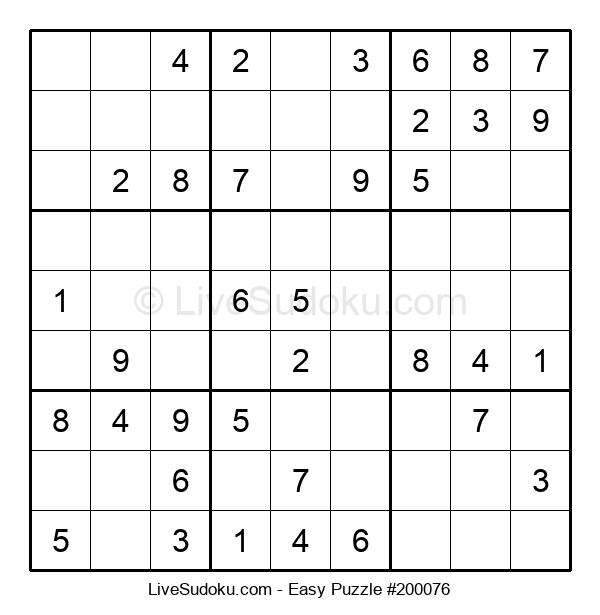 Beginners Puzzle #200076
