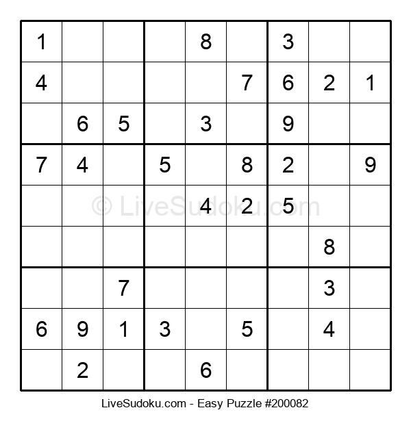 Beginners Puzzle #200082