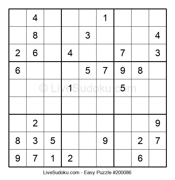 Beginners Puzzle #200086