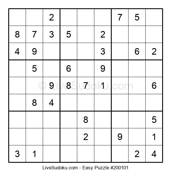 Beginners Puzzle #200101