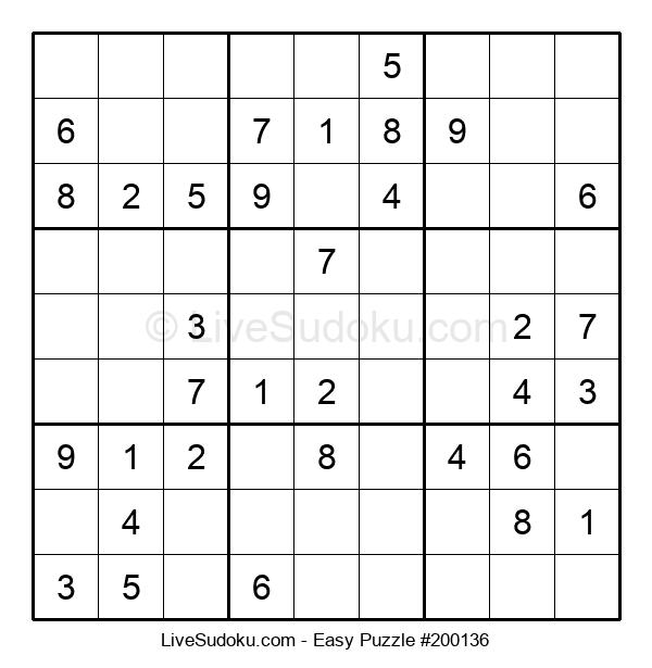 Beginners Puzzle #200136