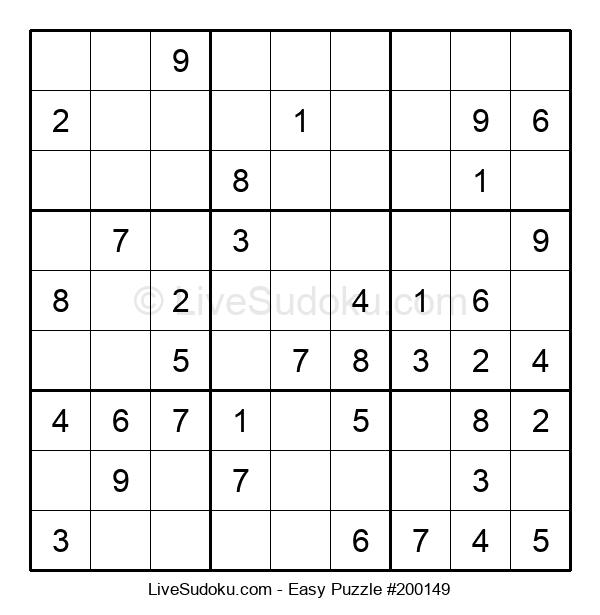 Beginners Puzzle #200149