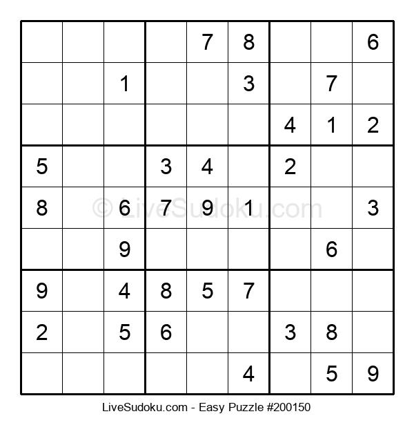 Beginners Puzzle #200150