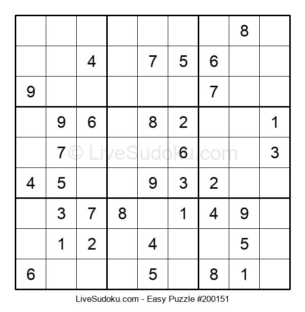 Beginners Puzzle #200151
