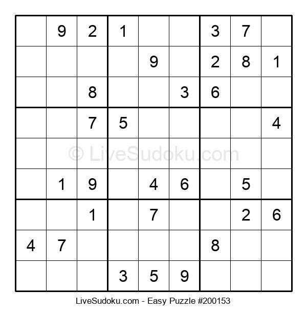 Beginners Puzzle #200153