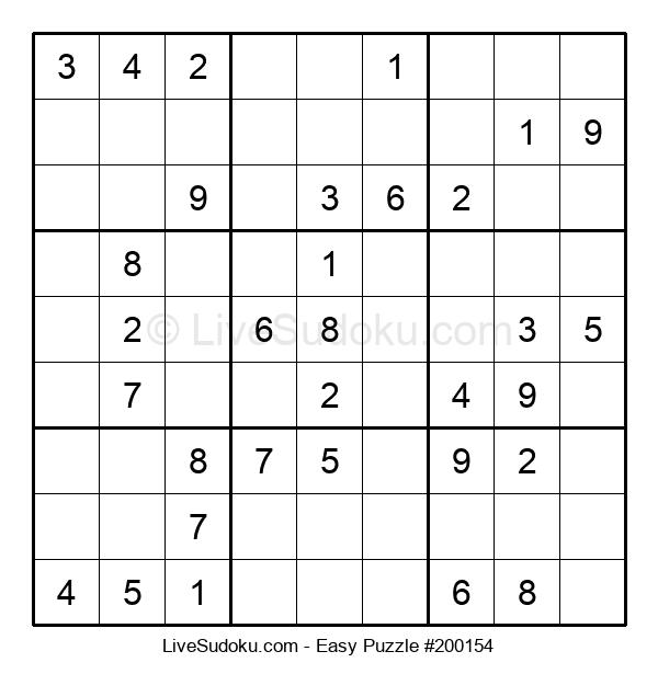 Beginners Puzzle #200154