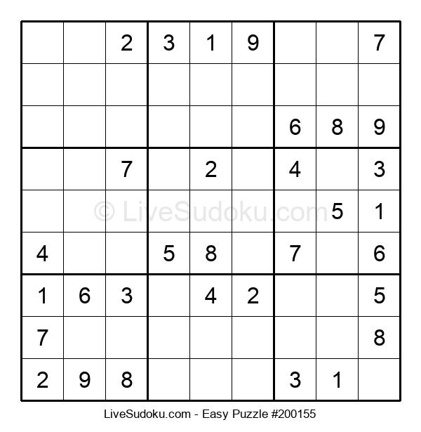 Beginners Puzzle #200155