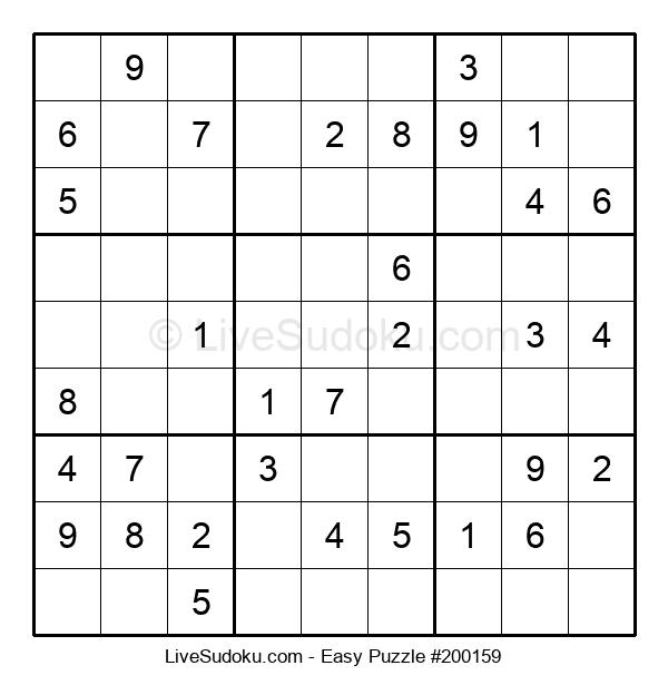 Beginners Puzzle #200159