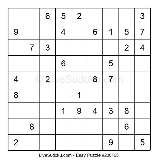 Beginners Puzzle #200165