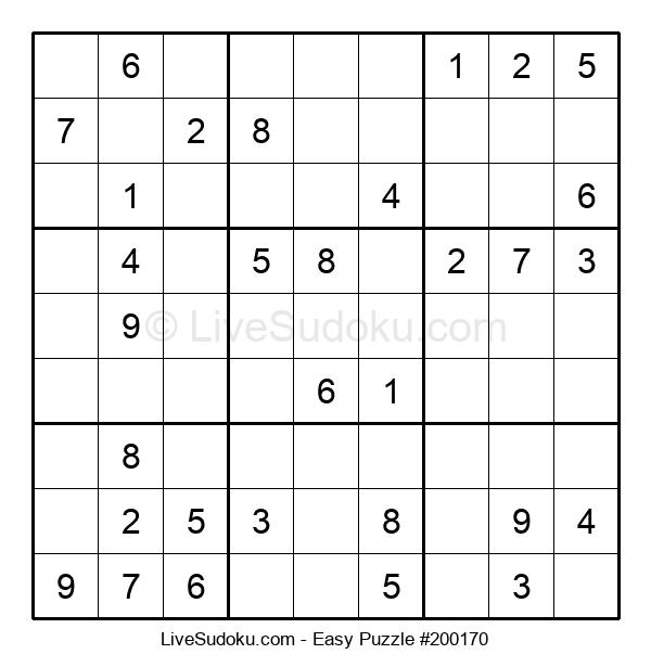 Beginners Puzzle #200170