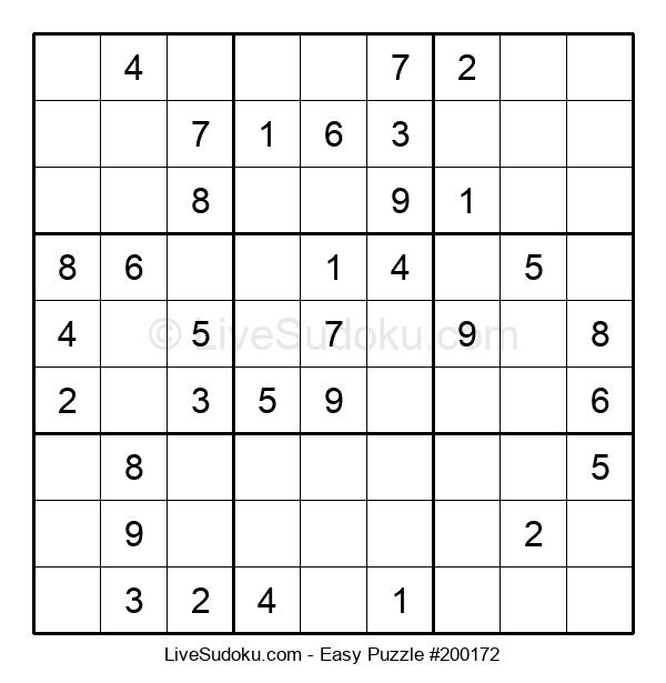 Beginners Puzzle #200172