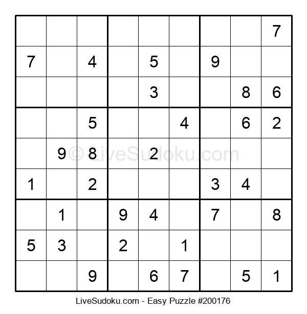 Beginners Puzzle #200176