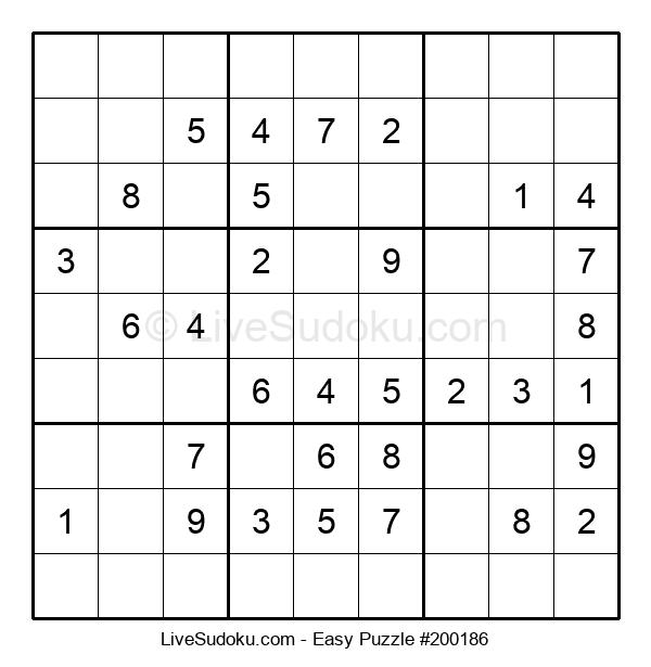 Beginners Puzzle #200186
