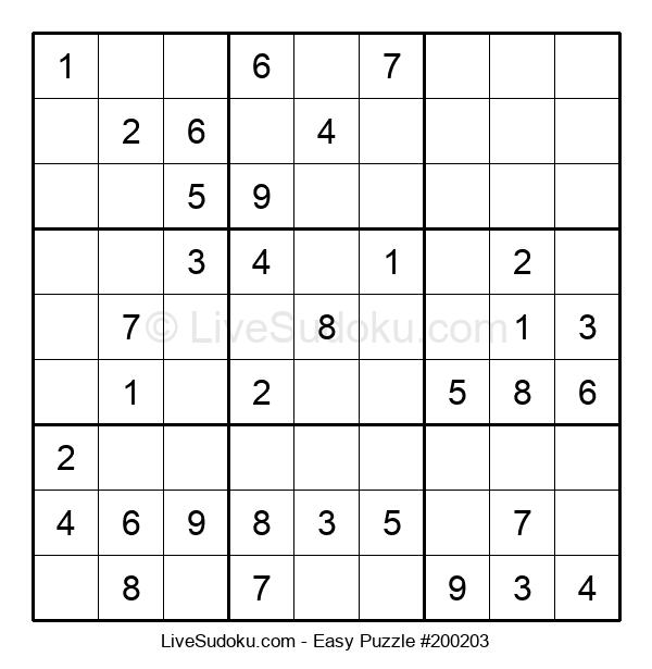 Beginners Puzzle #200203