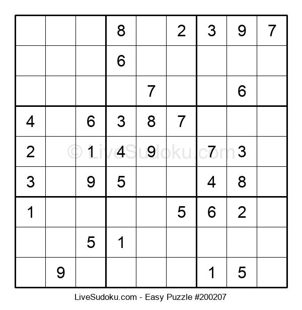 Beginners Puzzle #200207