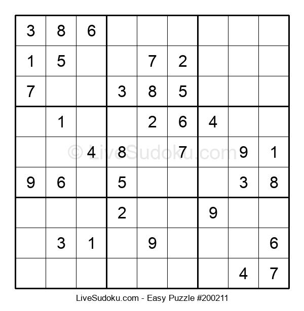 Beginners Puzzle #200211