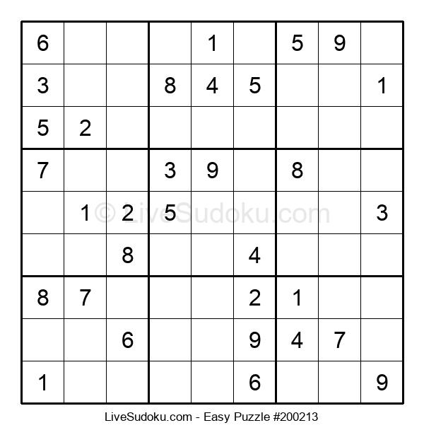 Beginners Puzzle #200213