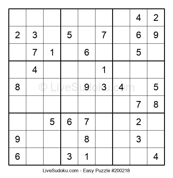 Beginners Puzzle #200218