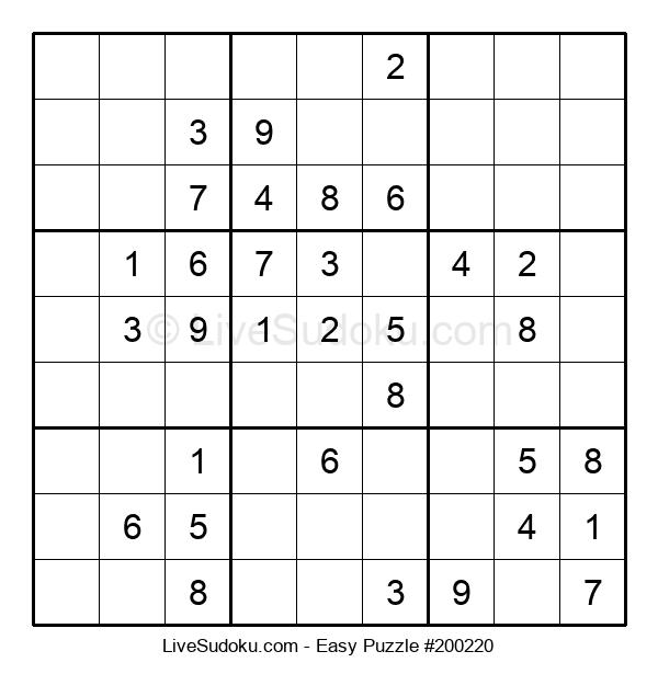 Beginners Puzzle #200220