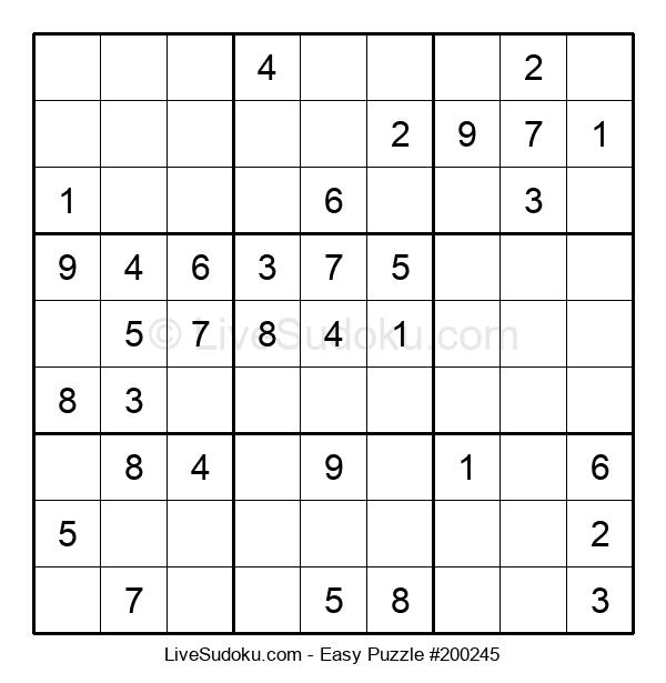 Beginners Puzzle #200245