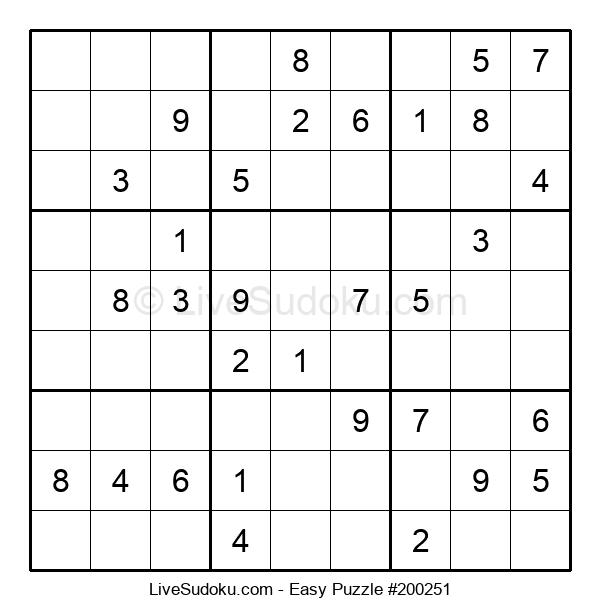 Beginners Puzzle #200251