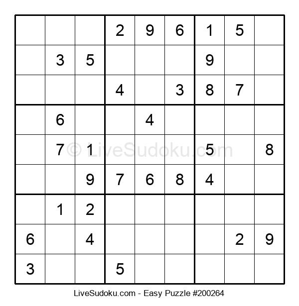 Beginners Puzzle #200264