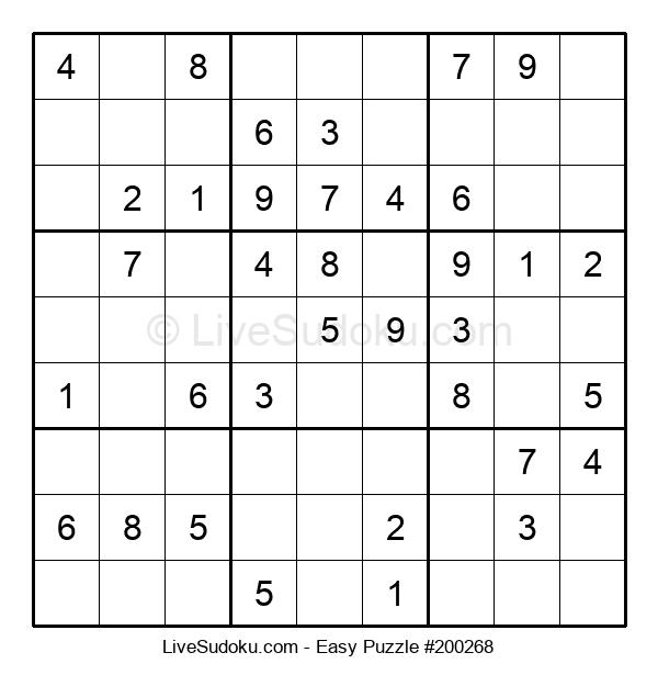 Beginners Puzzle #200268