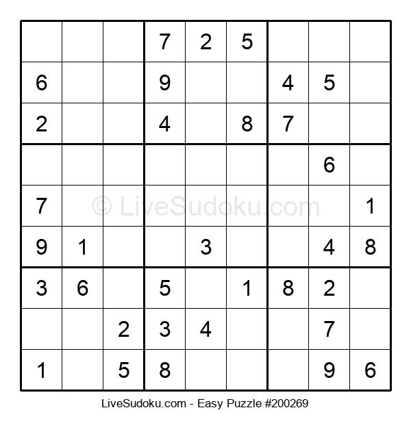 Beginners Puzzle #200269