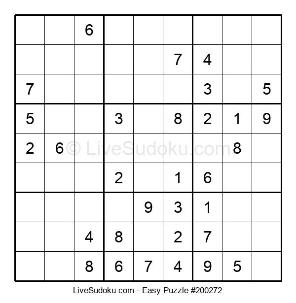 Beginners Puzzle #200272